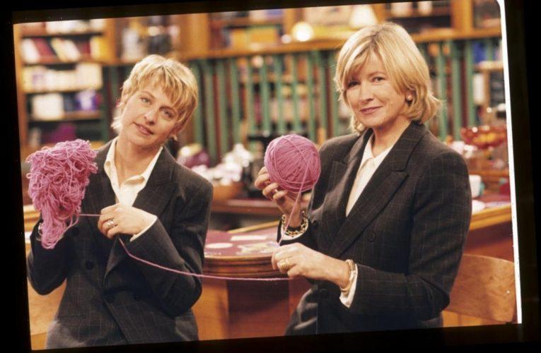 Martha Stewart Shut Ellen DeGeneres Down With the Best Response When the Talk Show Host Asked if She Knew What 'Sexting' Was