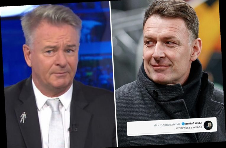 Chris Sutton brands Charlie Nicholas 'bitter' after claiming Celtic boss Lennon isn't a legend and O'Neill 'not a great'