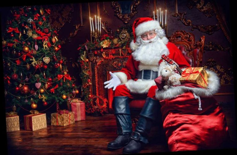 A visit from St. Nick: The 'Night Before Christmas' classic