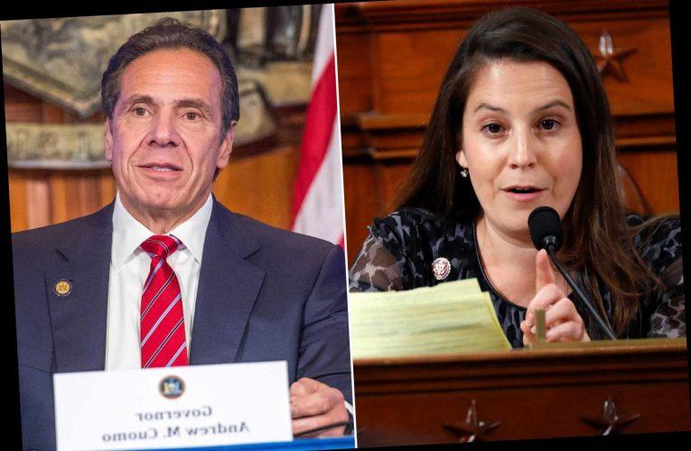 GOP Rep. Elise Stefanik calls for probe into harassment allegations against Cuomo
