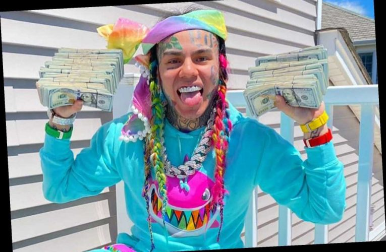 Two publicists sue Tekashi 6ix9ine over 2018 armed robbery