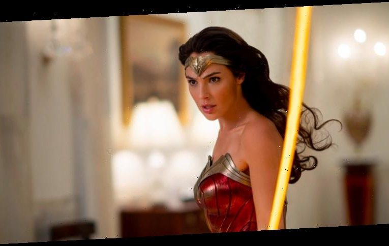 Here's When You Can Stream 'Wonder Woman 1984' on HBO Max on Christmas Day