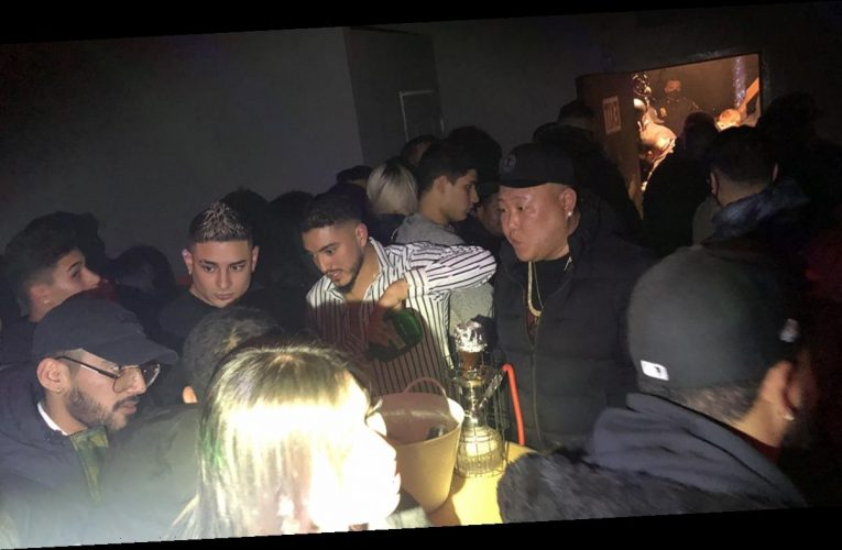 NYC sheriffs bust at least 164 maskless revelers at 'illegal' nightclub