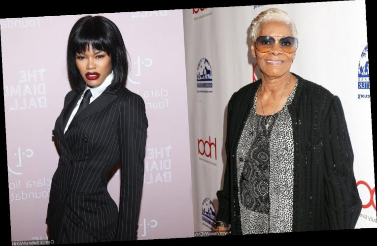 Netflix Reacts to Dionne Warwick's Demand to Cast Teyana Taylor as Her in a Movie
