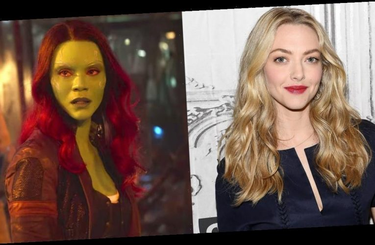 Amanda Seyfried turned down a lead role in 'Guardians of the Galaxy' because she thought it may bomb