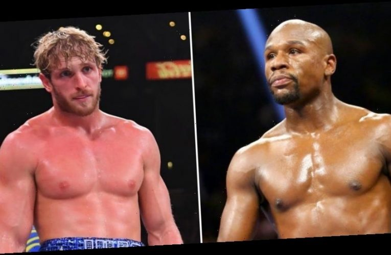 Floyd Mayweather Jr. says on Instagram that he's boxing Logan Paul in a 'super exhibition' on February 20