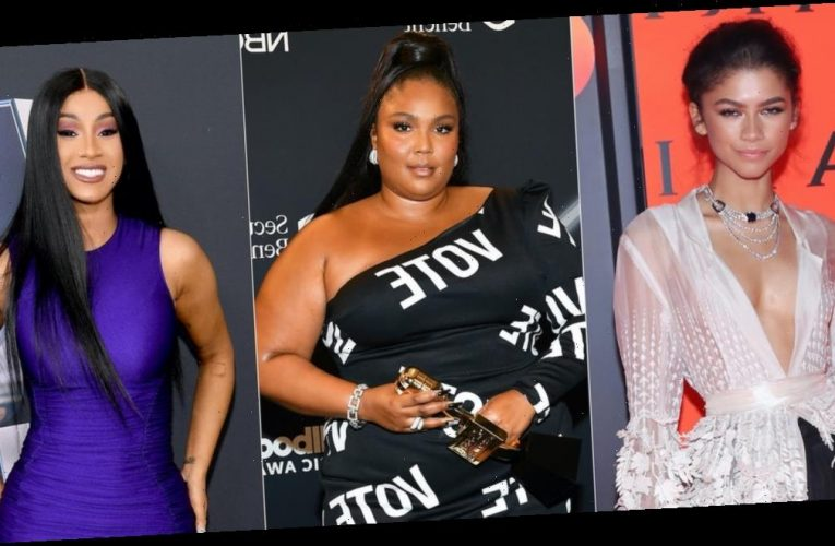 15 celebrities who had the best style of 2020