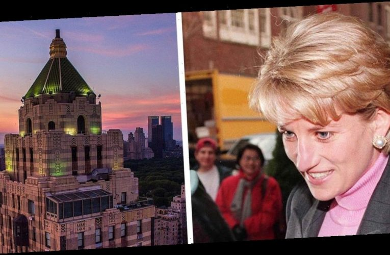 Inside the famously discreet New York City hotel known as the 'Palace of Secrets' where Princess Diana stayed when she visited the city