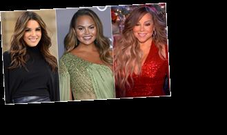 Mariah Carey, Chrissy Teigen, Eva Longoria & More Celebrate Christmas
