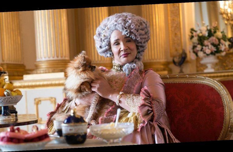 Inside Queen Charlotte's Real Biracial Backstory Seen on 'Bridgerton'