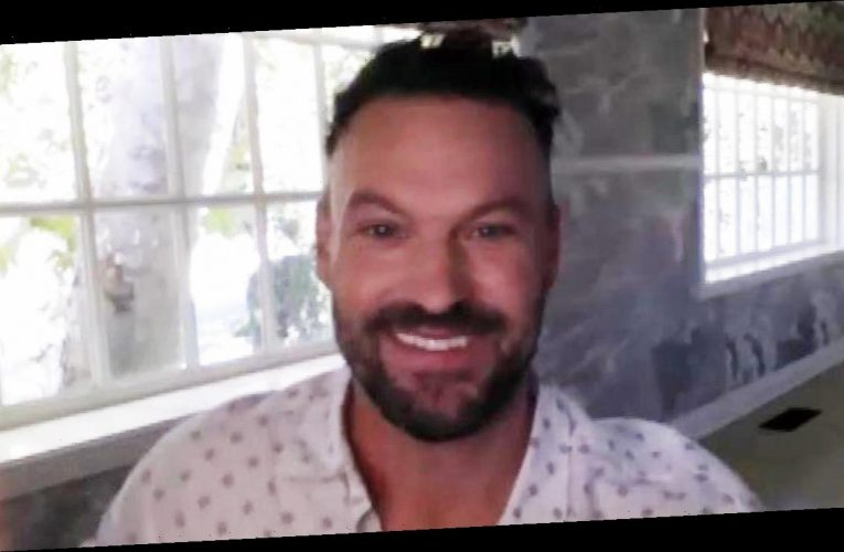 Brian Austin Green on How His Kids Are Doing in Quarantine