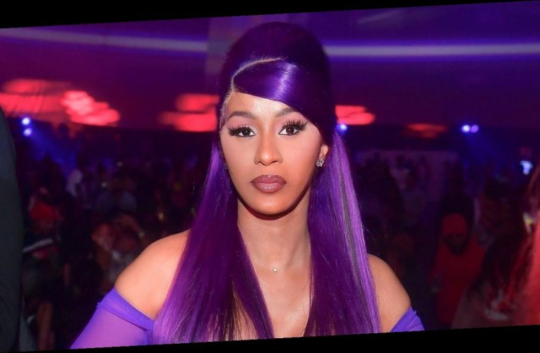 Cardi B Reacts to Backlash After She Considers Buying an $88K Purse