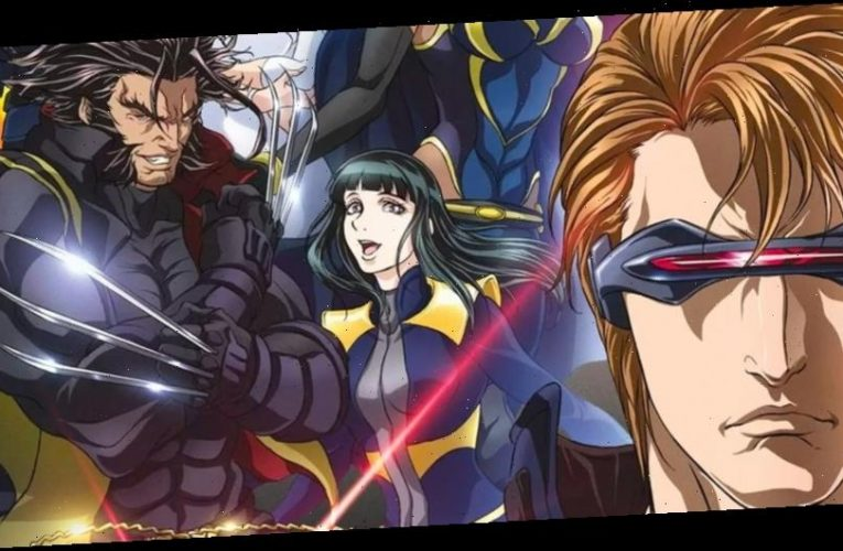 Netflix Adds 'Marvel Anime: X-Men/Wolverine' to Growing Anime Lineup