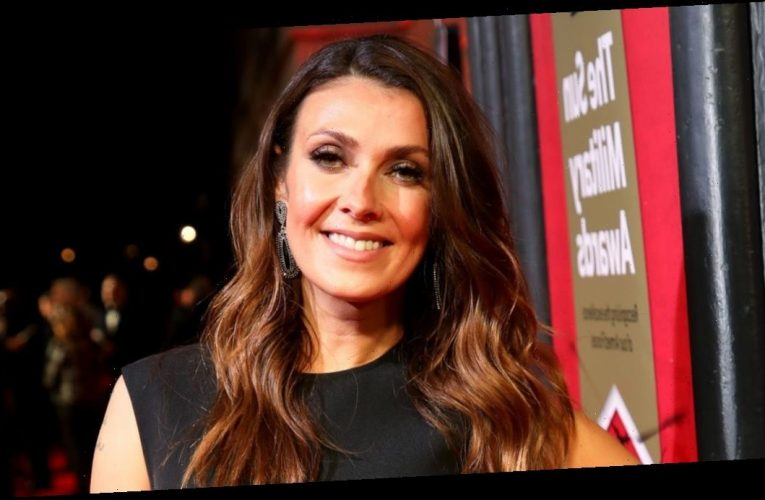 Kym Marsh forced to miss first week of chat show for urgent hernia operation