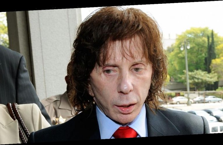 Inside the dark world of Phil Spector as he dies – Murder, guns, abuse and wigs