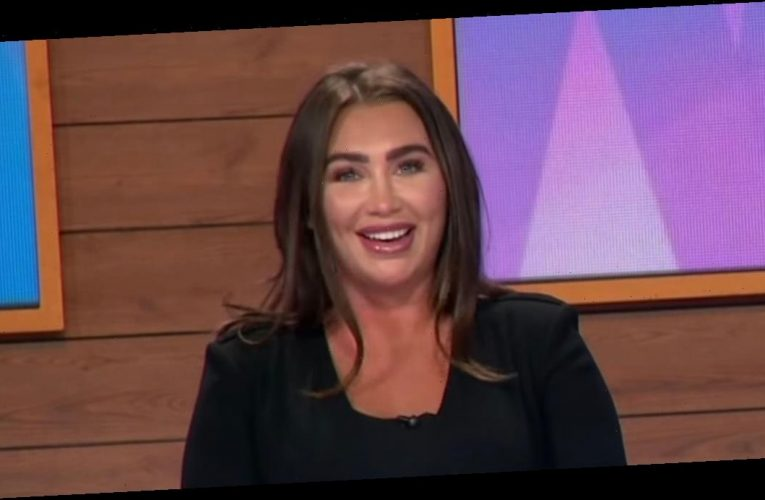 Lauren Goodger eyes up Loose Women panelist job to give 'young-ish take on life'