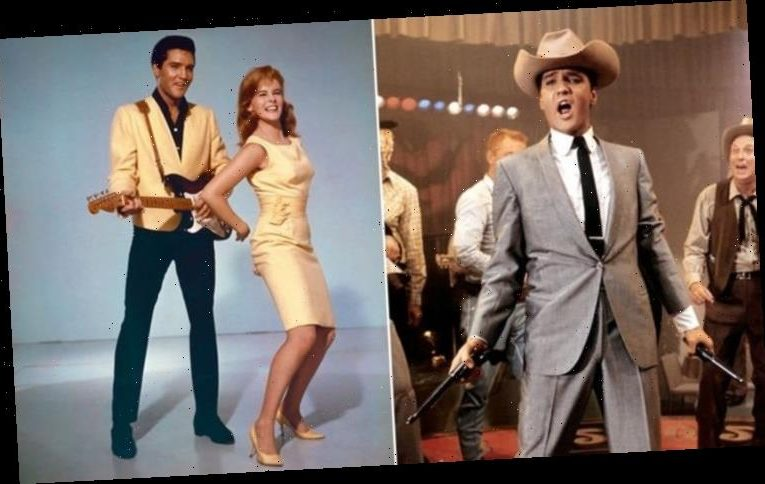 Elvis Presley and Ann-Margret's Viva Las Vegas set mischief that ended up in the final cut