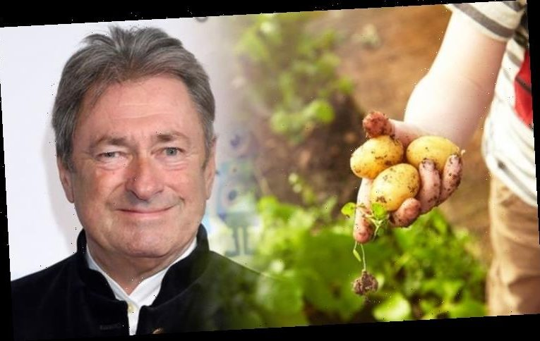 Alan Titchmarsh: Gardening expert explains how to grow potatoes from sprouting spuds