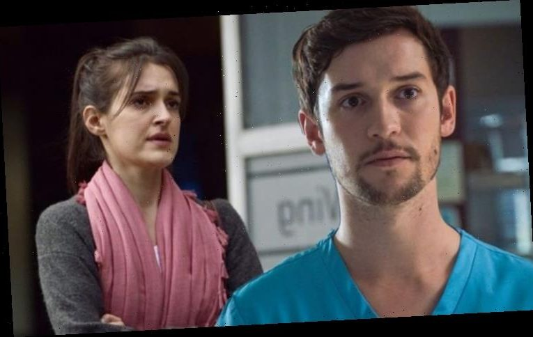 Holby City spoilers: Skylar Bryce 'sacked' after taking blame for Cameron's fatal error
