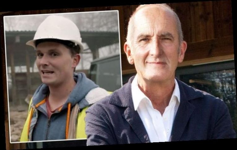 Grand Designs hopeful devastated as project faces £80,000 setback: 'It's a big hit'
