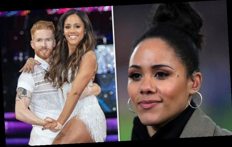 Neil Jones addresses Alex Scott's battle with abuse as he says pair talk 'all the time'