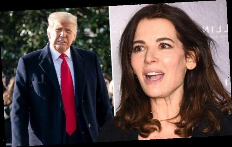 Nigella Lawson's bitter orange tart sparks huge reaction on Joe Biden Inauguration day