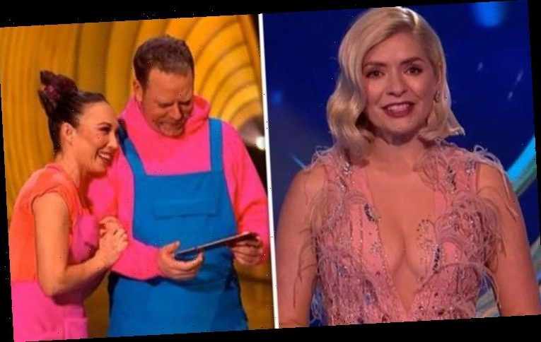 Holly Willoughby hit with Ofcom complaints over Dancing on Ice appearance