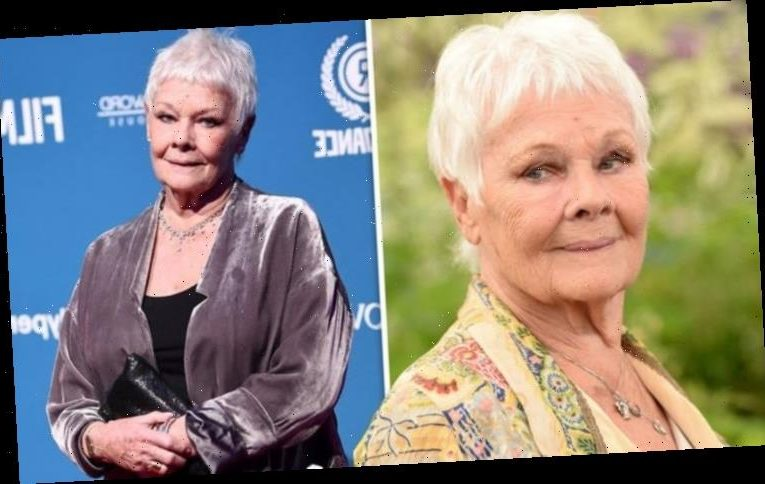 Judi Dench loathes being called a national treasure as she bluntly rejects 'dreary' label