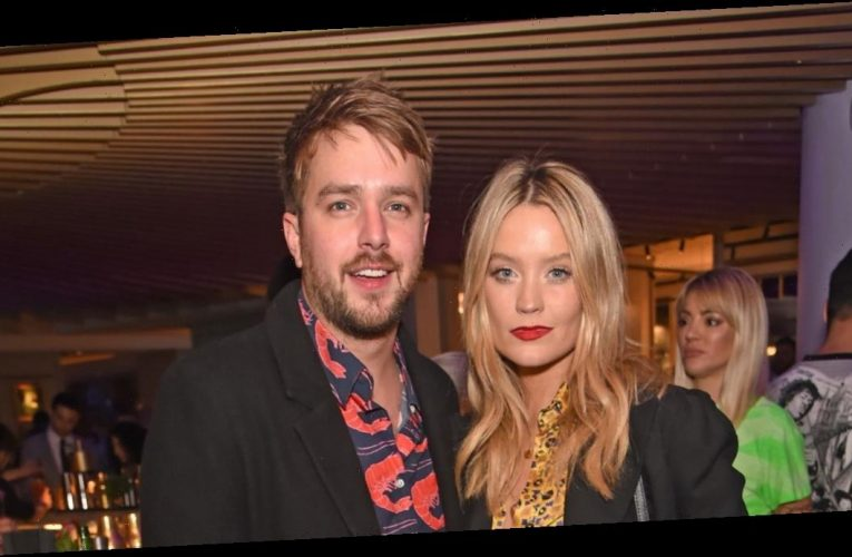 Laura Whitmore admits Chris and Rosie Ramsey's podcast 'saved her relationship'