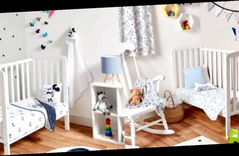 George at Asda launches new Disney baby range with hundreds of cute items