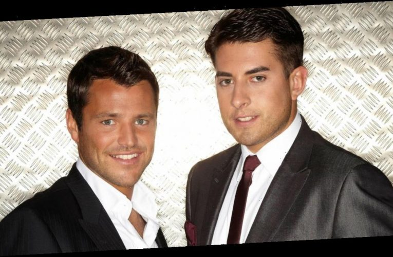 Mark Wright 'moved to tears' after hearing about James Argent's weight gain