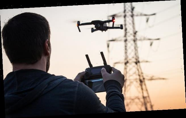 People must register their drones or face a £1,000 fine