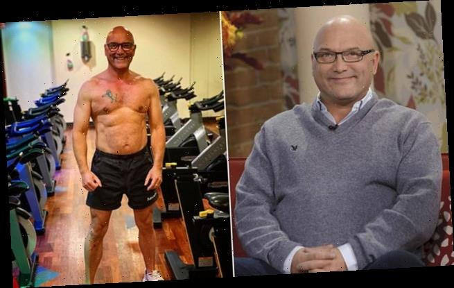 Gregg Wallace says pandemic made him 'fearful for overweight men'