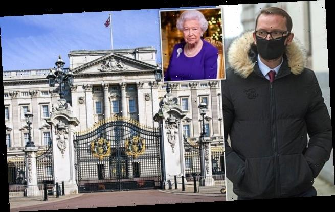 Queen's servant jailed for stealing memorabilia from Buckingham Palace
