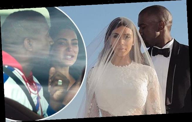 What caused the demise of Kim Kardashian and Kanye West?