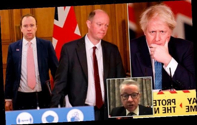 How Hancock, Gove and Whitty convinced Boris to close schools