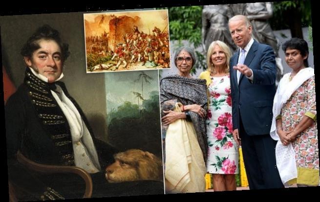 Joe Biden says he could have Indian heritage