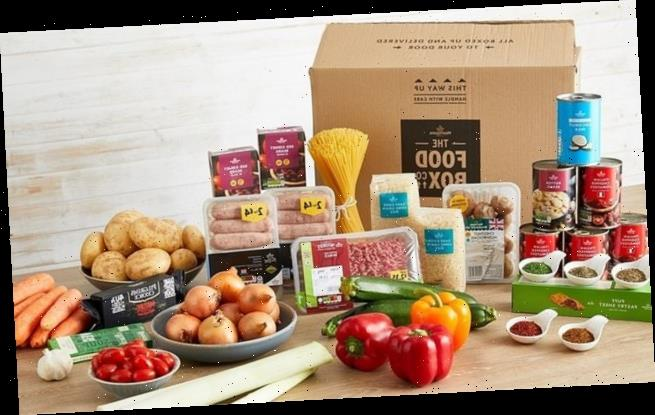 Morrisons unveils new food box which feeds family of 4 for £30
