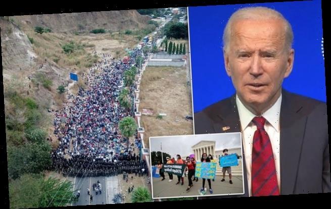 Joe Biden to unveil sweeping immigration legislation Wednesday