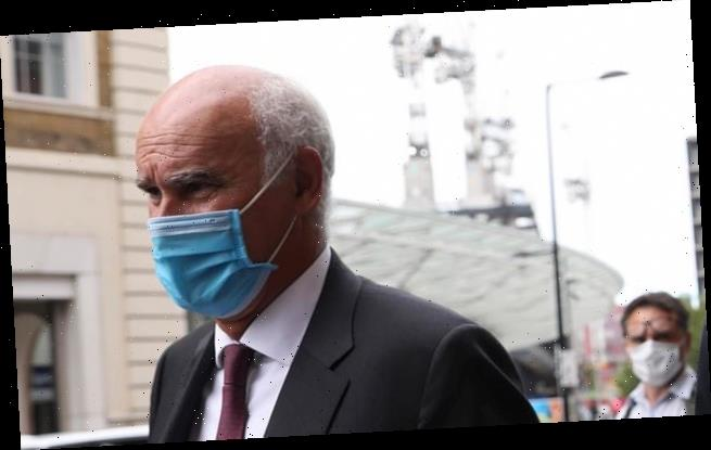 Dominic Raab banded 'petty' over status of EU ambassador