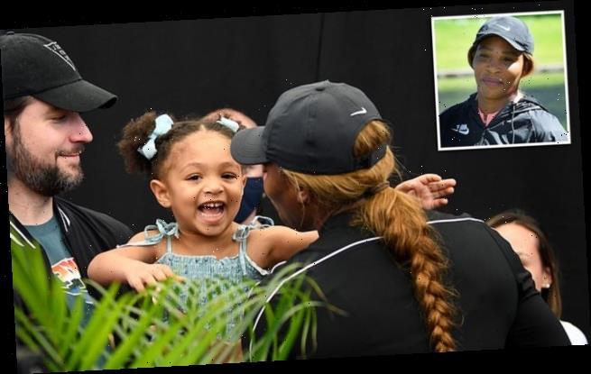 Tennis players go wild: Serena heads to zoo, Djokovic barefoot as…