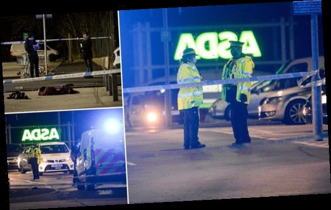 Boy, 13, stabbed repeatedly in Asda car park 'by gang of four men'