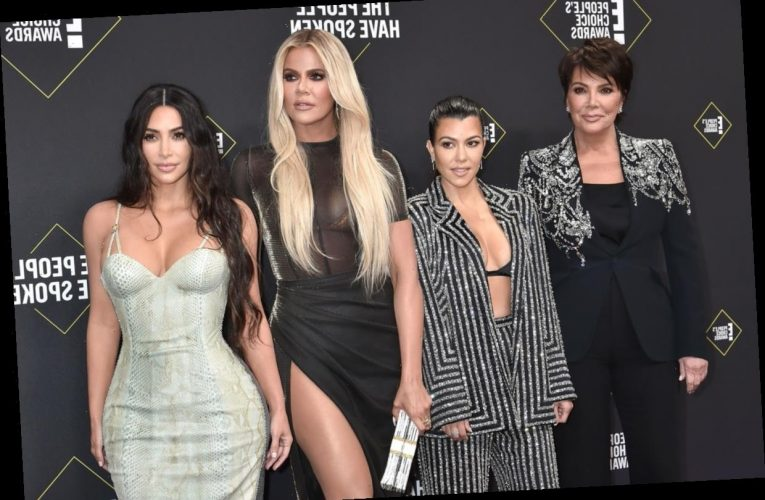 How Does Kim Kardashian's Family Feel About The Rumored Divorce? It's Reportedly Complicated