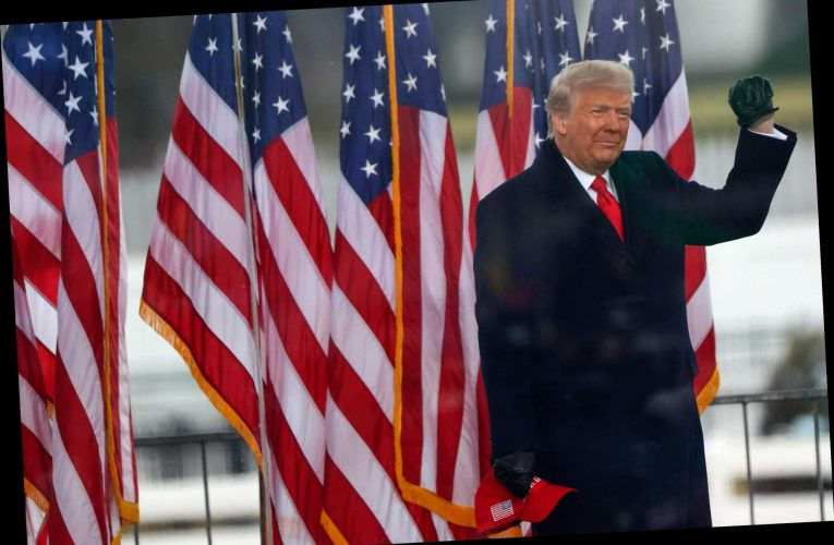 Washington Post Editorial Board Calls For Trump's Cabinet To Remove Him