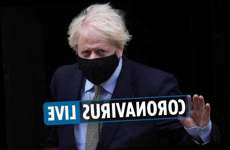 Covid UK news LIVE – Boris Johnson ENDS travel corridors and reminds public NOT to touch goods as jab rollout continues