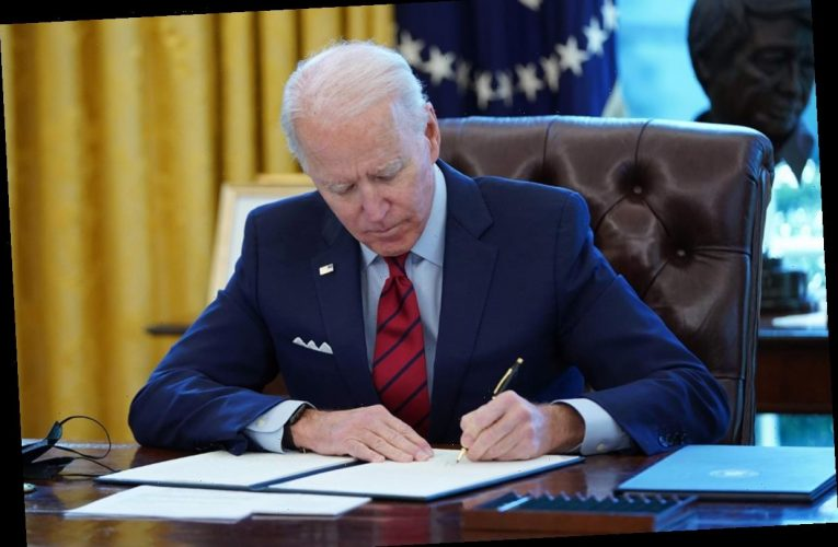 What did Joe Biden say during his speech today Thursday, January 28, 2021?