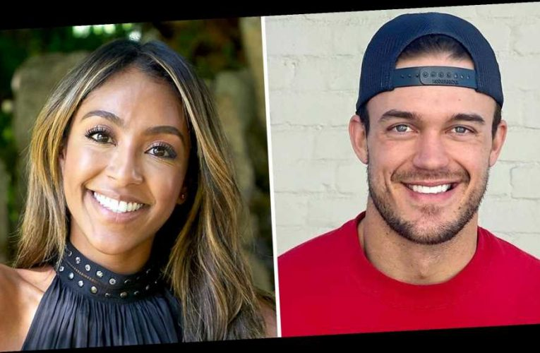 Bachelorette's Ben Address Speculation He Sent Signs to Tayshia on IG