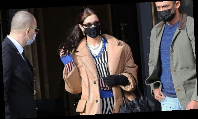 Bella Hadid, Emily Ratajkowski & More Best Dressed Celebrities Of The Week: Quarantine Edition