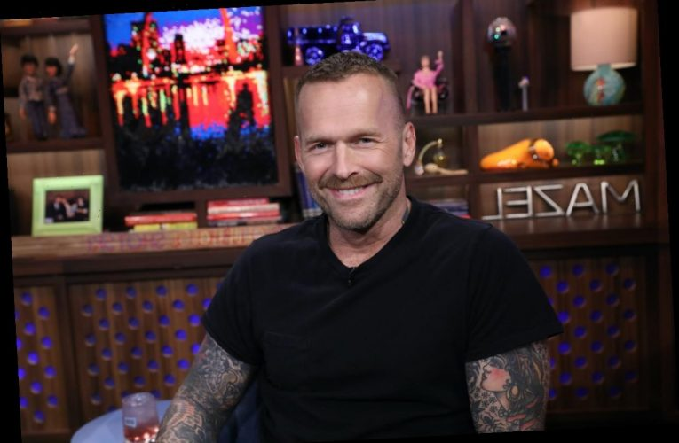 Bob Harper of 'The Biggest Loser' Shares Home Workout Motivation Tips (Exclusive)