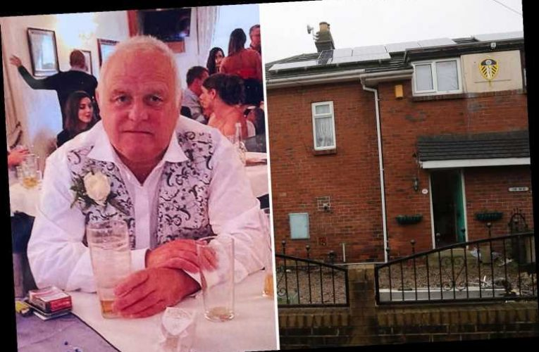 Dad insisted on being buried in garden of the house he was born and died in – which is now on sale for £125k on Zoopla
